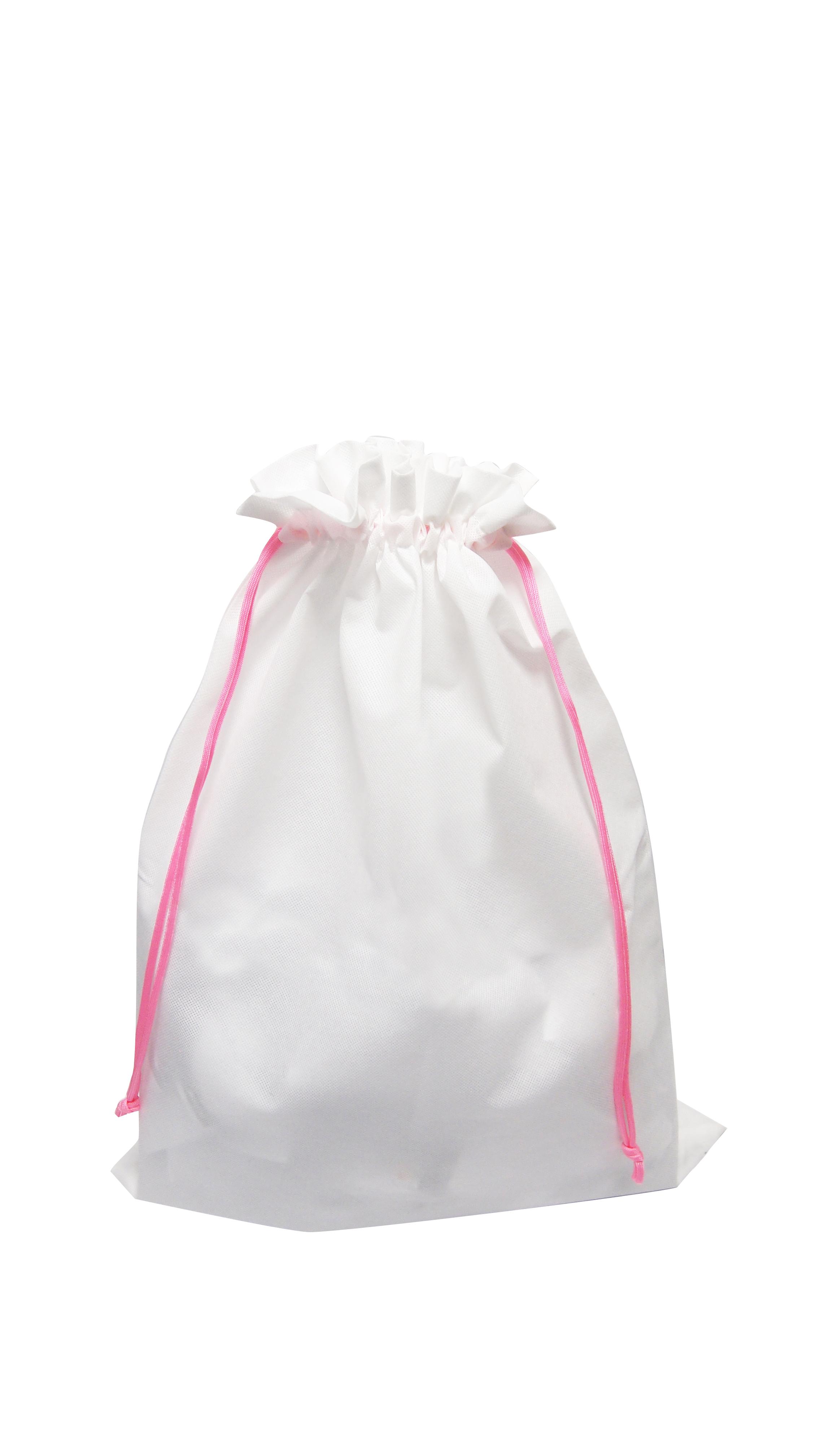 商品梱包用のかわいい巾着袋