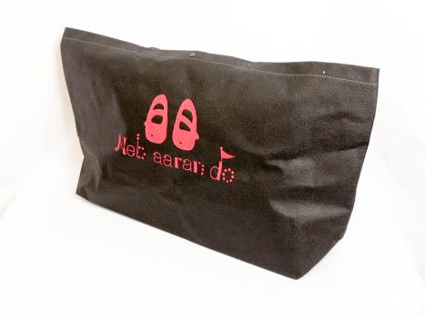 アパレルショップ様のオリジナル不織布バッグ