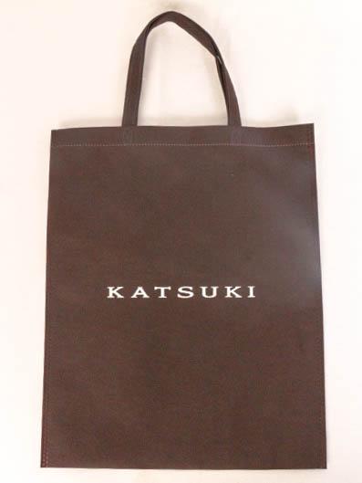 福岡県の美容室のオリジナル不織布バッグ