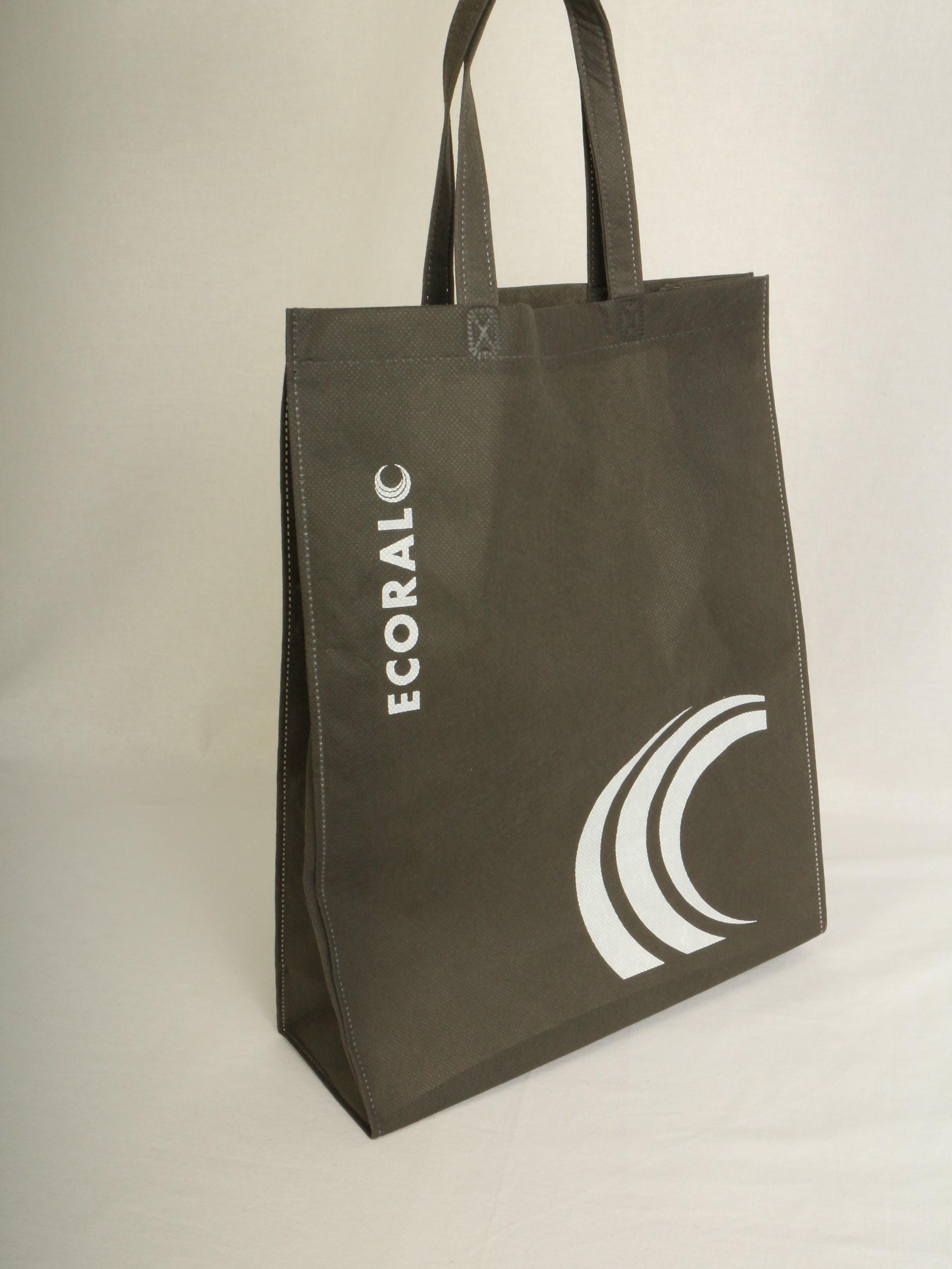 展示会用のオリジナル不織布バッグ