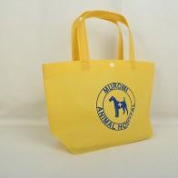 動物病院のオリジナル不織布バッグ