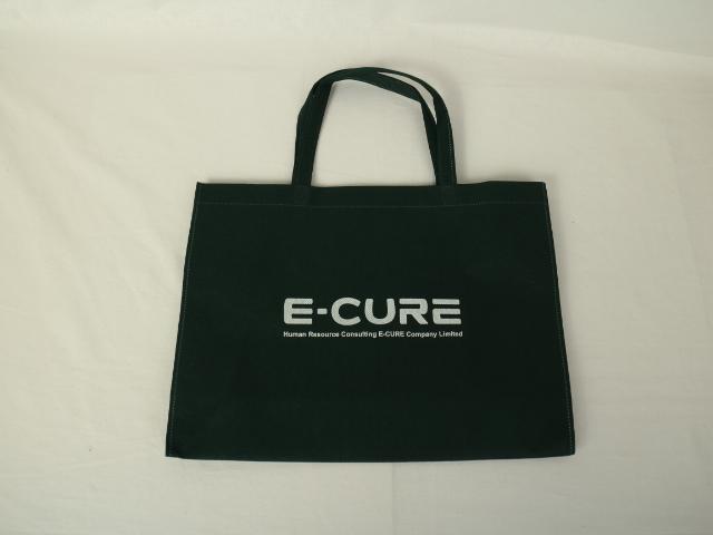 長野県の人材紹介企業様のオリジナル不織布バッグ