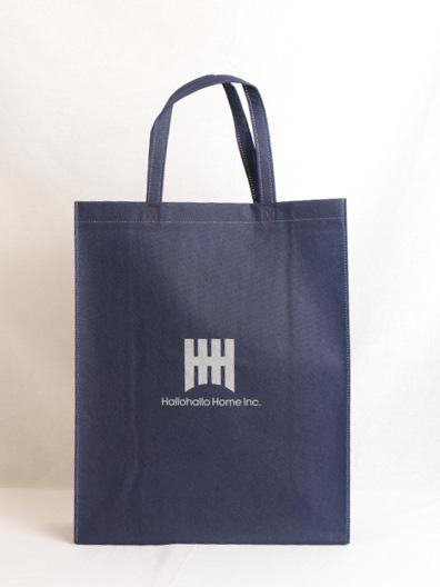 不動産会社のオリジナル不織布バッグ