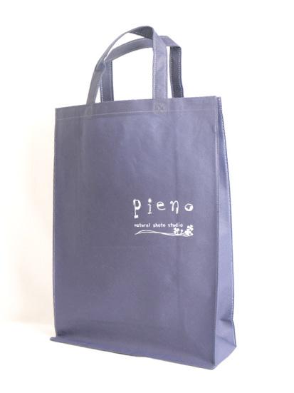 フォトスタジオでご使用の不織布バッグ