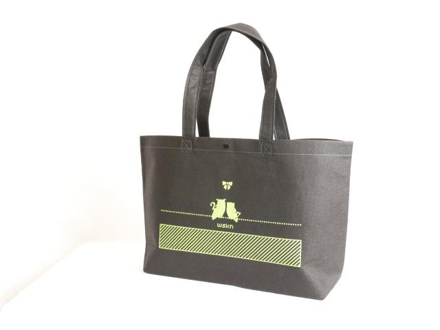 イベントで配布用の不織布バッグ