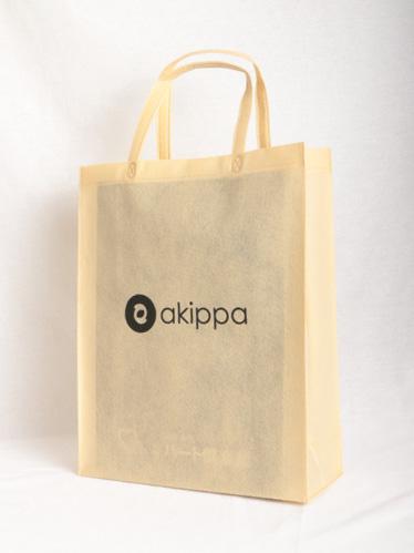 空いてる土地を有効活用するサービスを展開している企業様のオリジナル不織布バッグ