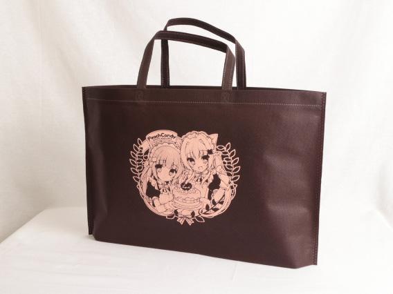 同人イベント用のオリジナル不織布バッグ