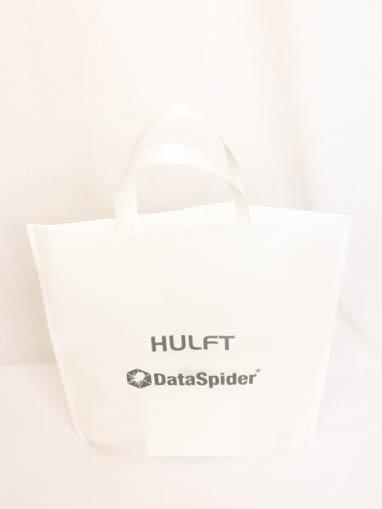ITサービスを提供されている企業様のオリジナル不織布バッグ