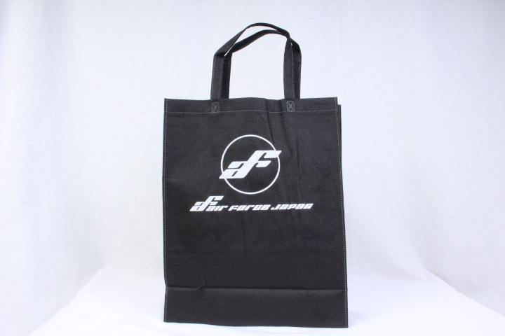神奈川県の中古車販売とカスタム専門店様のオリジナル不織布バッグ