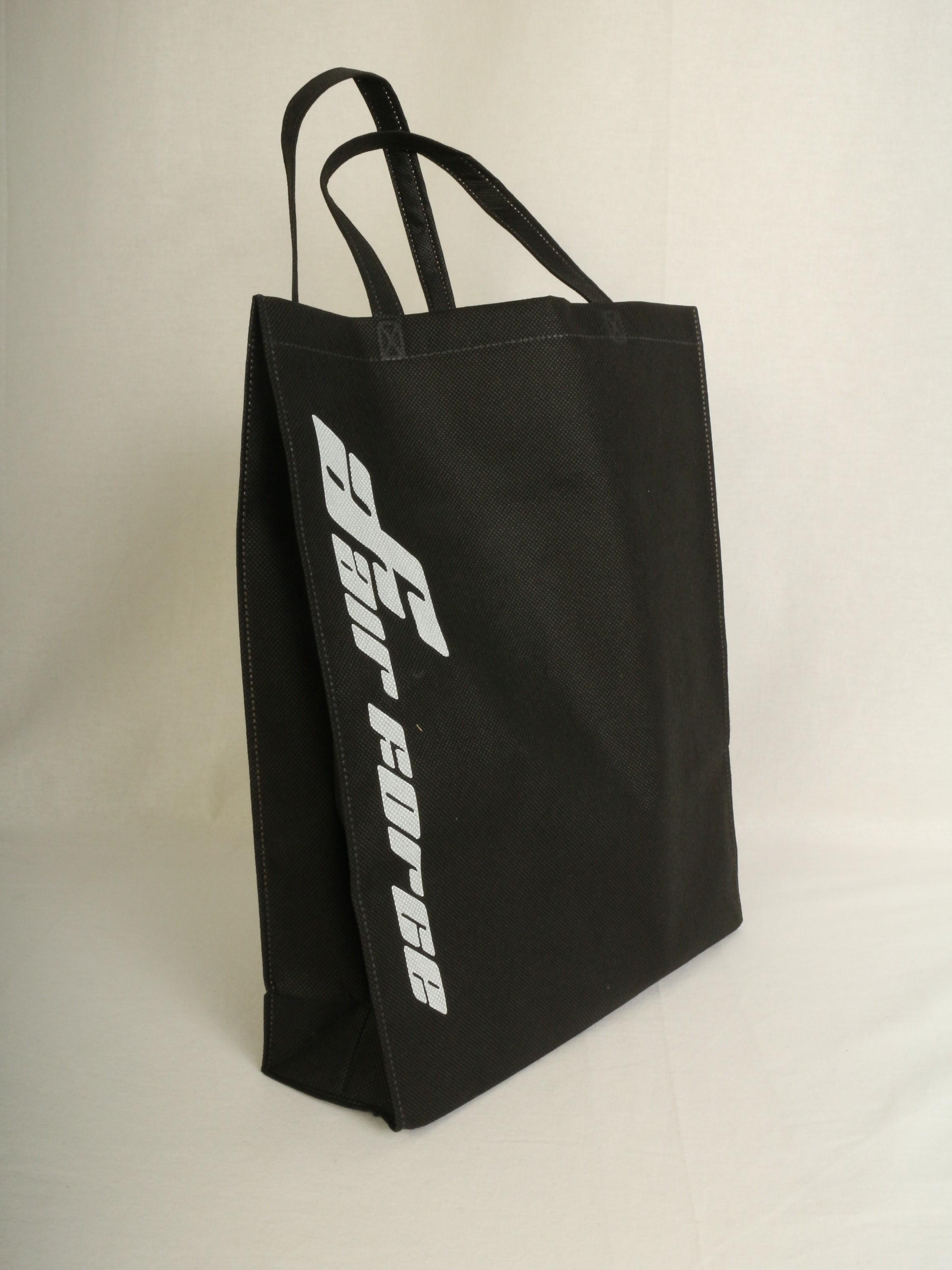 中古車販売とカスタマイズ企業様からのご依頼オリジナル不織布バッグ