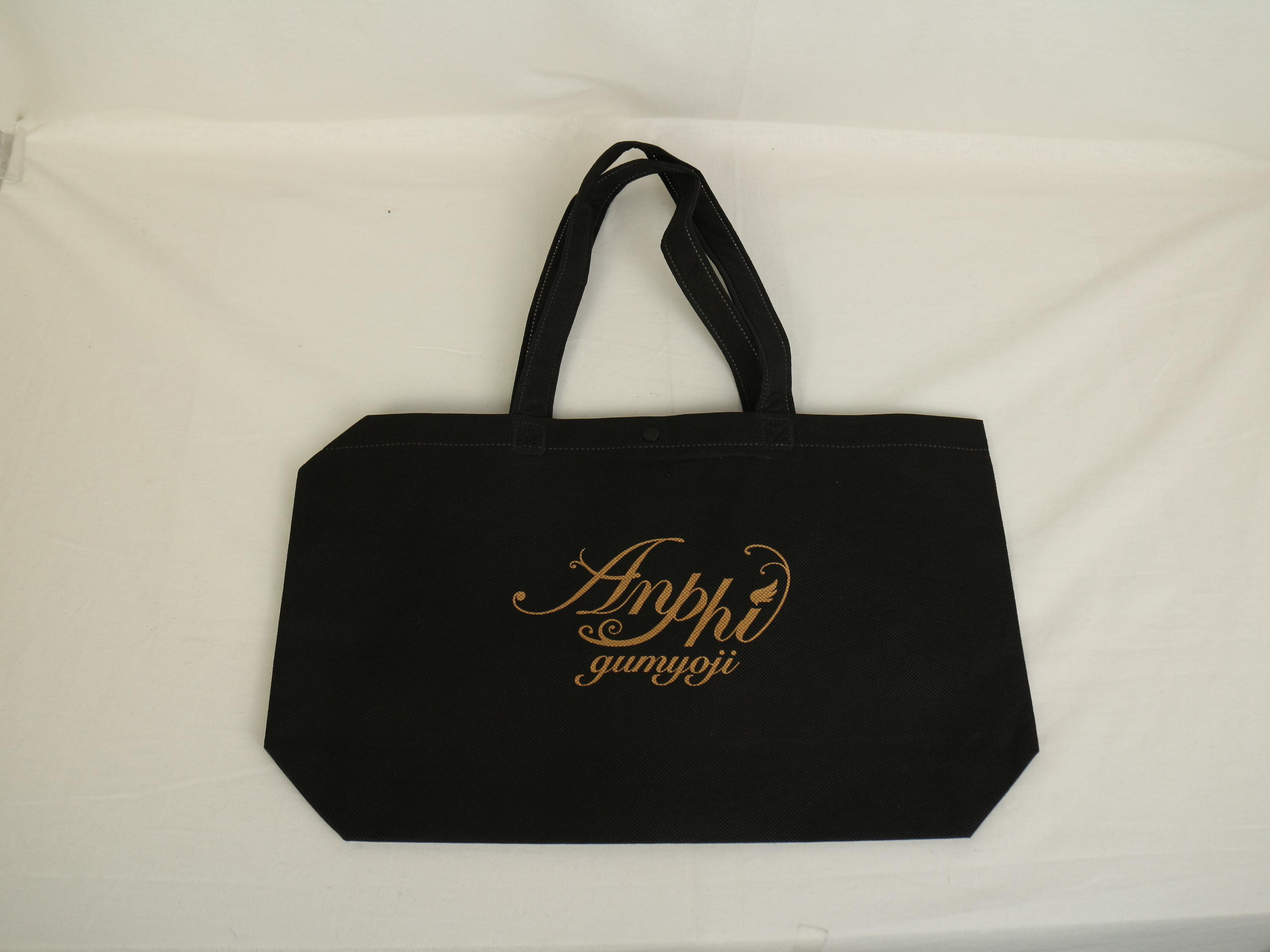 神奈川のヘアサロン様のオリジナル不織布バッグ