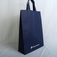 化学製品を通して住みやすい生活作りに貢献している企業様の展示会用不織布袋