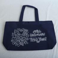 地域の歴史、文化的特性を活かして、住・商の魅力ある発展に寄付する会の不織布バッグ